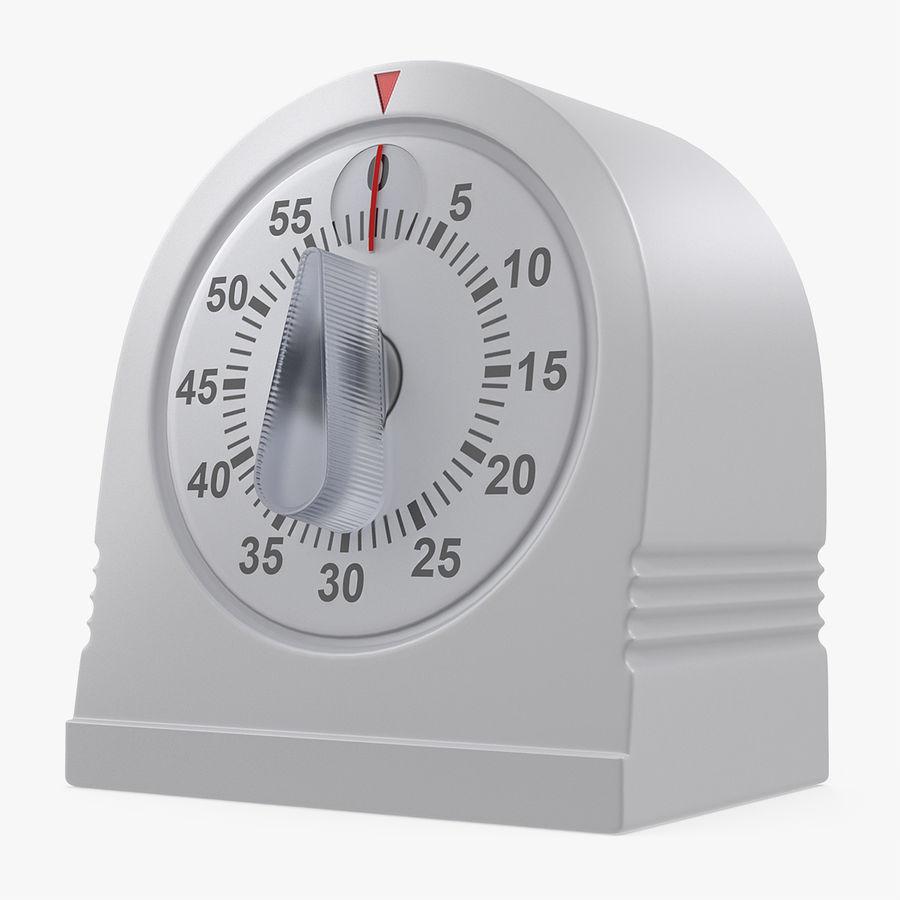 Timer Da Cucina Meccanico Classico Modello 3d 19 Obj Lxo Ma Max Fbx C4d Blend 3ds Free3d