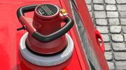 Car Waxer Polisher 10 Inch 3d model
