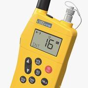 Ocean Signal SafeSea V100 GMDSS UKW-Radio 3d model