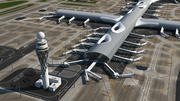 Airport Big Collection 2 3d model