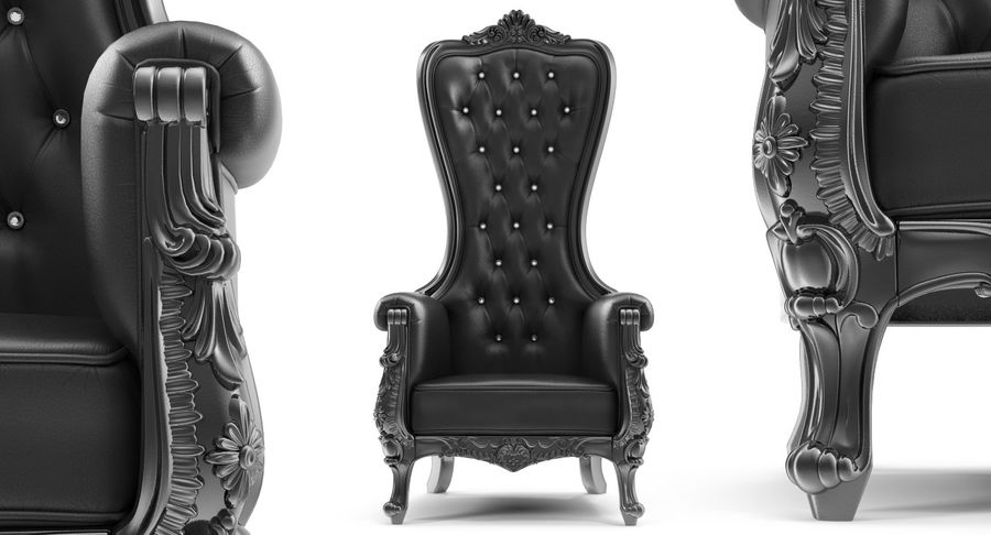 Furnishings Collection 5 royalty-free 3d model - Preview no. 62