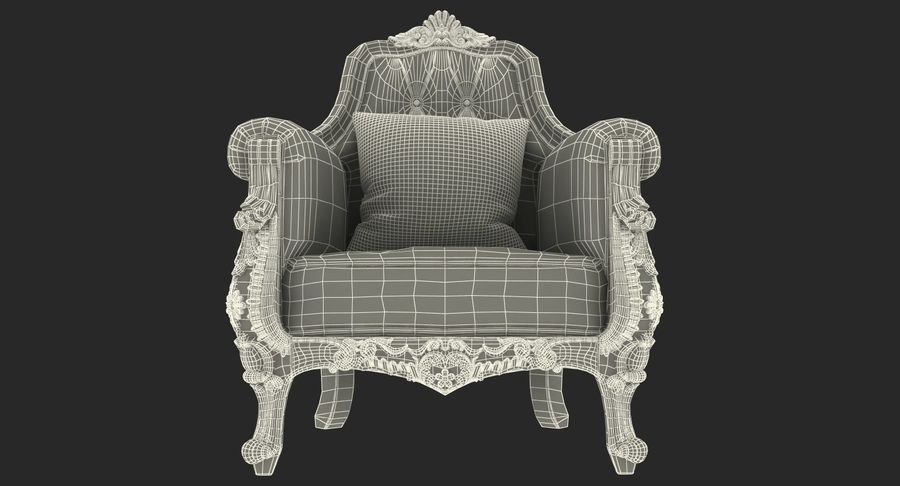 Furnishings Collection 5 royalty-free 3d model - Preview no. 94