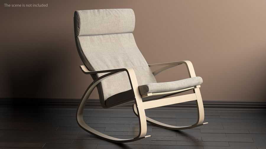 Furnishings Collection 5 royalty-free 3d model - Preview no. 23