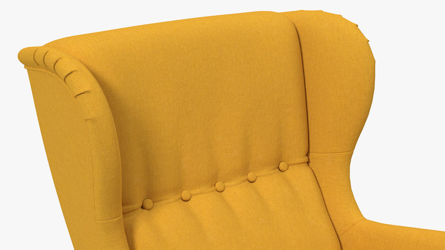 Furnishings Collection 5 royalty-free 3d model - Preview no. 10