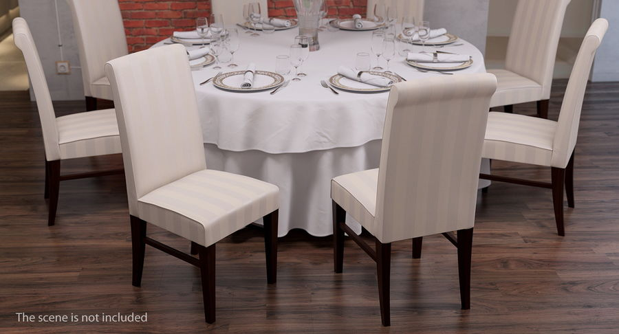 Furnishings Collection 5 royalty-free 3d model - Preview no. 47
