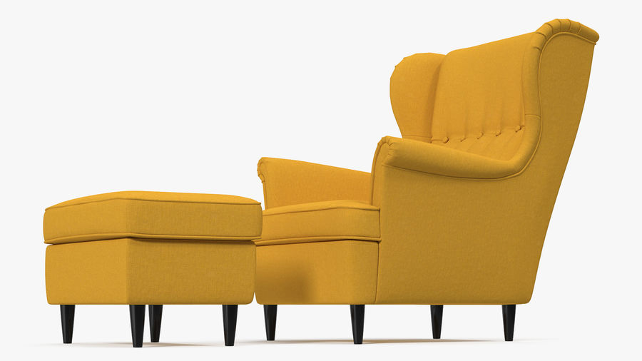 Furnishings Collection 5 royalty-free 3d model - Preview no. 3