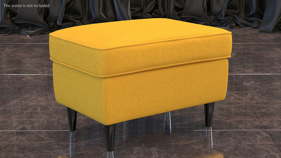 Furnishings Collection 5 royalty-free 3d model - Preview no. 6