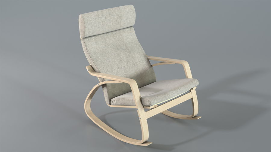 Furnishings Collection 5 royalty-free 3d model - Preview no. 26