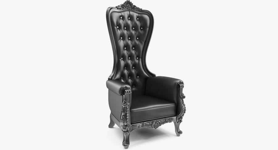 Furnishings Collection 5 royalty-free 3d model - Preview no. 58