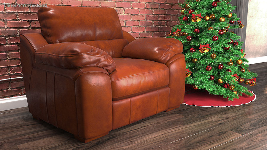 Furnishings Collection 5 royalty-free 3d model - Preview no. 14