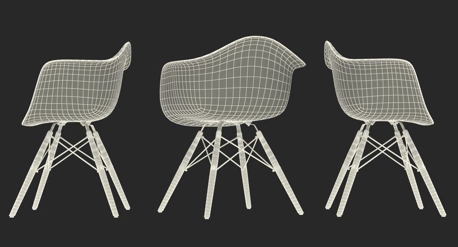 Furnishings Collection 5 royalty-free 3d model - Preview no. 96