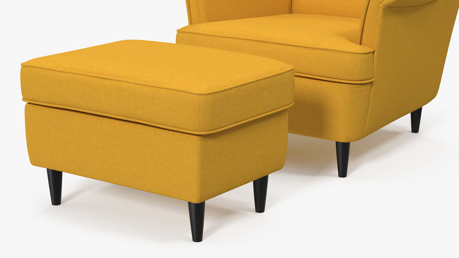 Furnishings Collection 5 royalty-free 3d model - Preview no. 11