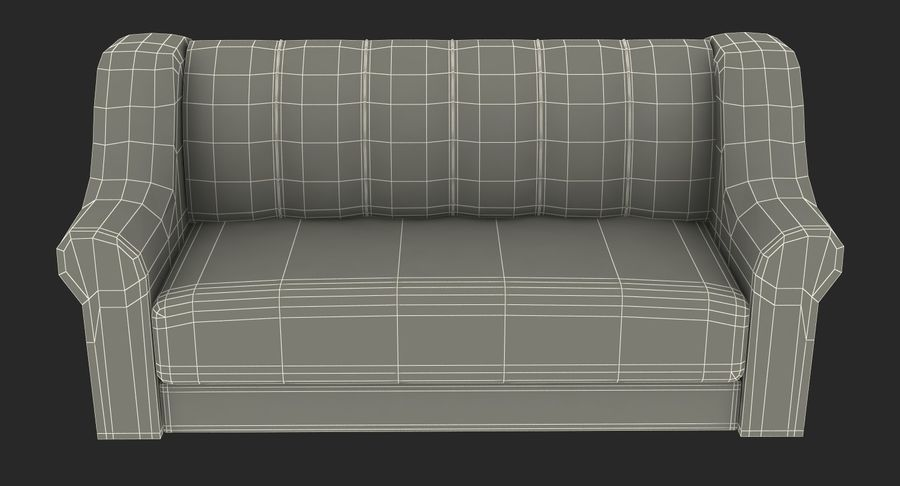 Furnishings Collection 5 royalty-free 3d model - Preview no. 89
