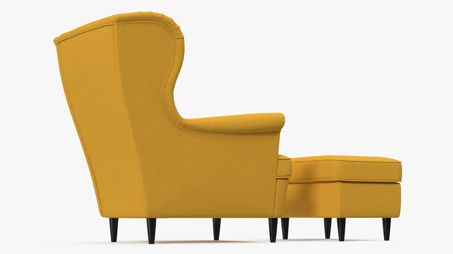 Furnishings Collection 5 royalty-free 3d model - Preview no. 1