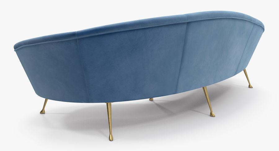 Furnishings Collection 5 royalty-free 3d model - Preview no. 82