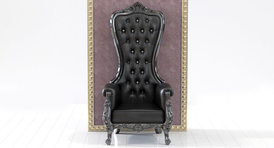 Furnishings Collection 5 royalty-free 3d model - Preview no. 59
