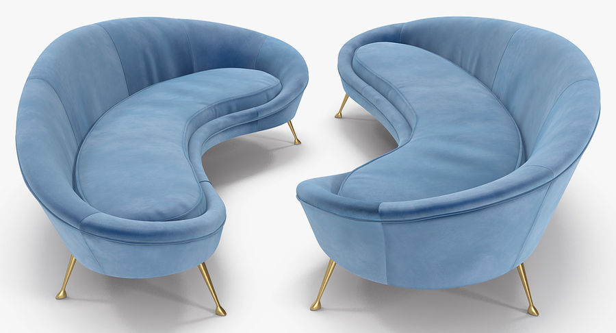 Furnishings Collection 5 royalty-free 3d model - Preview no. 83
