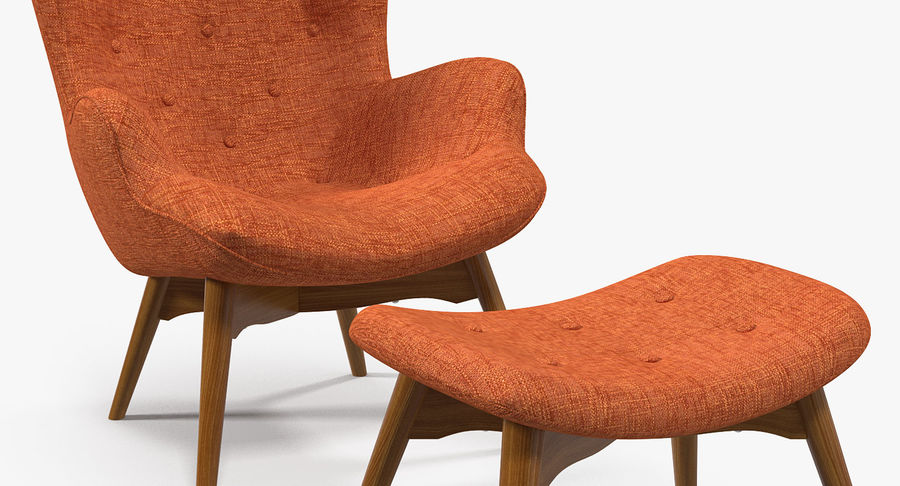 Furnishings Collection 5 royalty-free 3d model - Preview no. 44