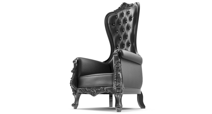 Furnishings Collection 5 royalty-free 3d model - Preview no. 61