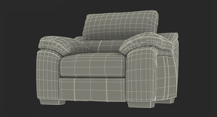 Furnishings Collection 5 royalty-free 3d model - Preview no. 87
