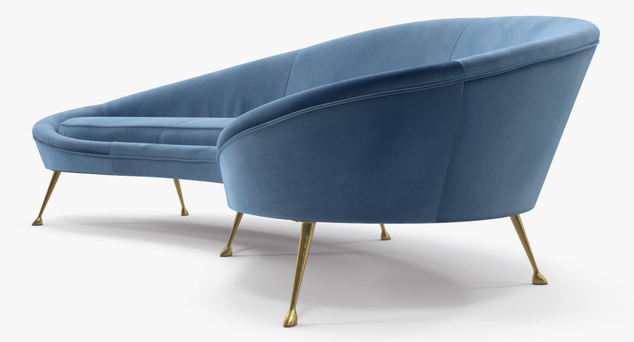 Furnishings Collection 5 royalty-free 3d model - Preview no. 81