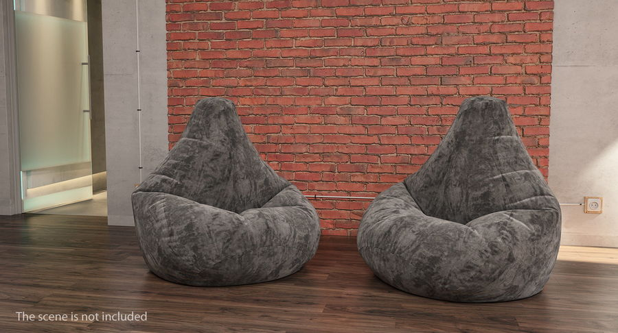 Furnishings Collection 5 royalty-free 3d model - Preview no. 53