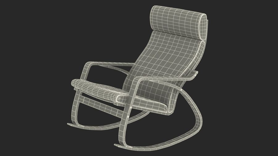 Furnishings Collection 5 royalty-free 3d model - Preview no. 88