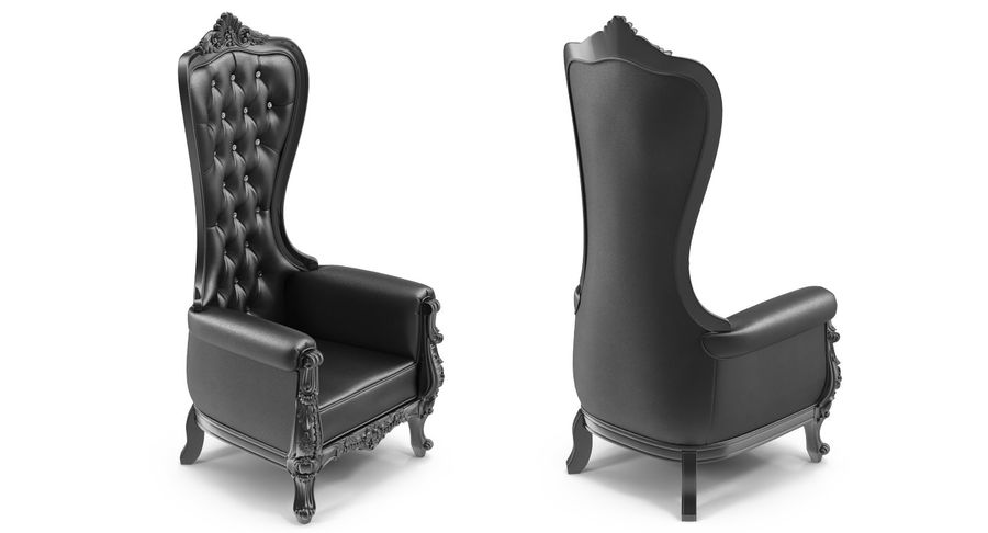 Furnishings Collection 5 royalty-free 3d model - Preview no. 60