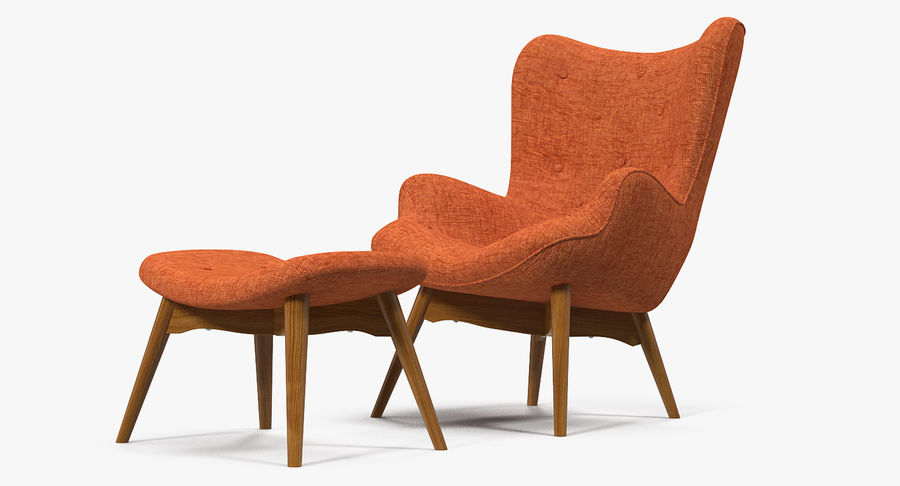 Furnishings Collection 5 royalty-free 3d model - Preview no. 42