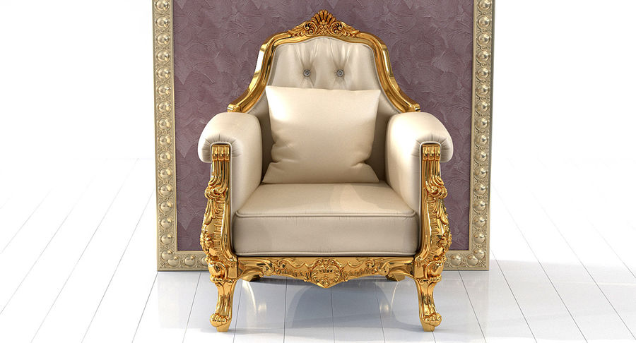 Furnishings Collection 5 royalty-free 3d model - Preview no. 65