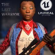 最後の戦士 3d model