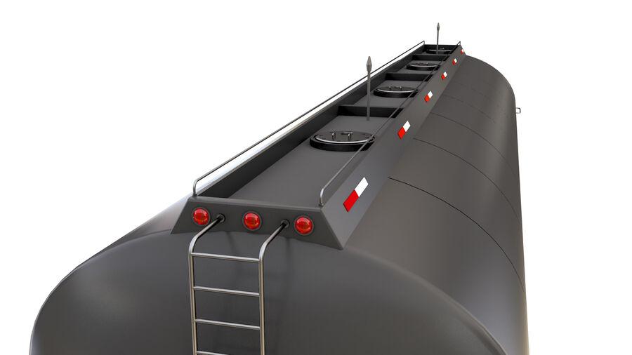 Stora samlingslok och tågvagnar royalty-free 3d model - Preview no. 49