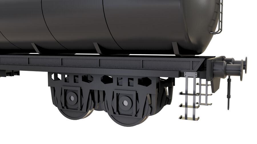 Stora samlingslok och tågvagnar royalty-free 3d model - Preview no. 50