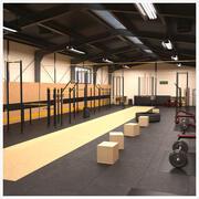 CrossFit-Schulungszentrum 3d model