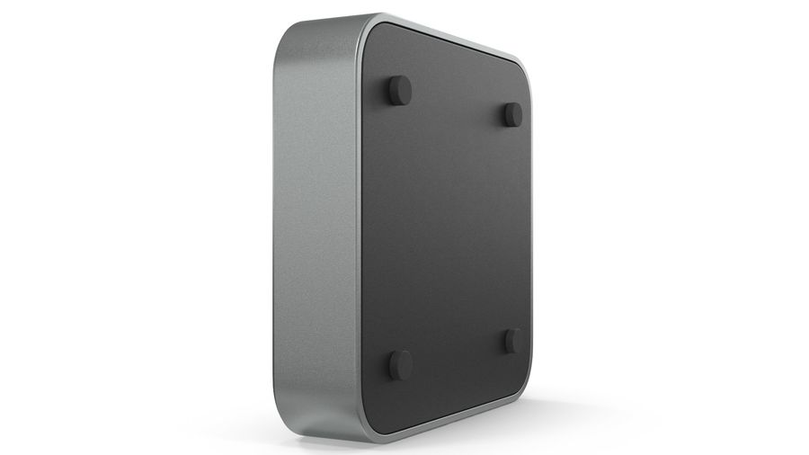Eve Button Connected Home Remote royalty-free 3d model - Preview no. 7