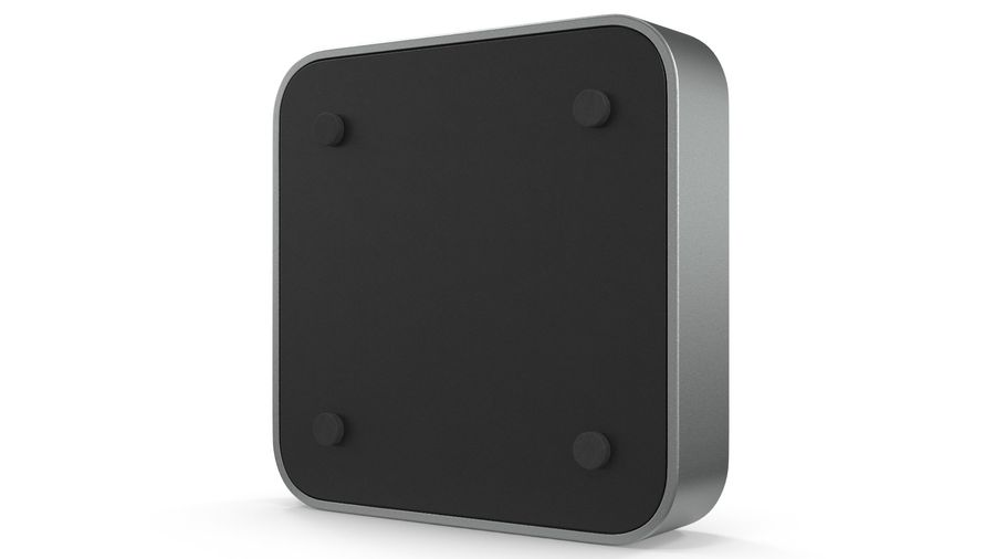 Eve Button Connected Home Remote royalty-free 3d model - Preview no. 8