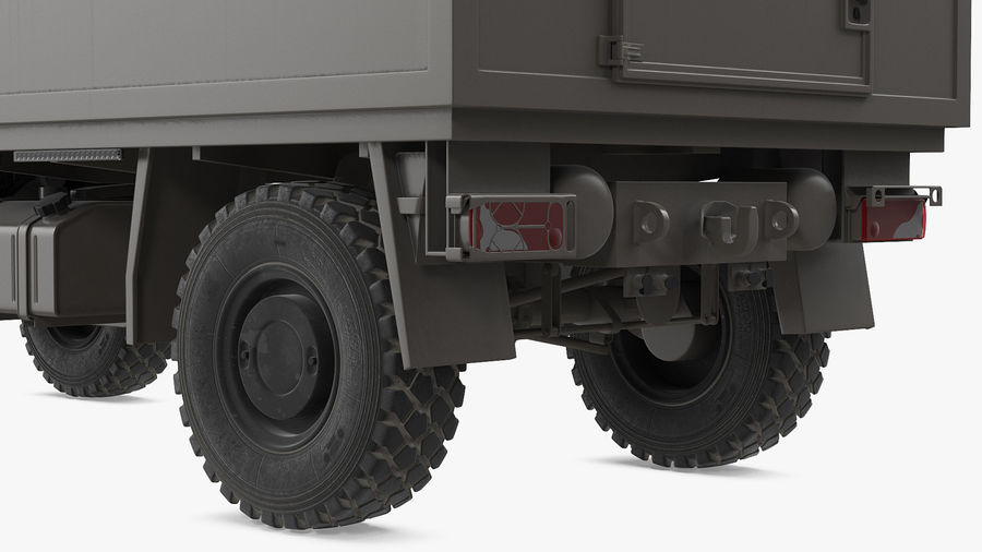 Off Road Vehicle royalty-free 3d model - Preview no. 18