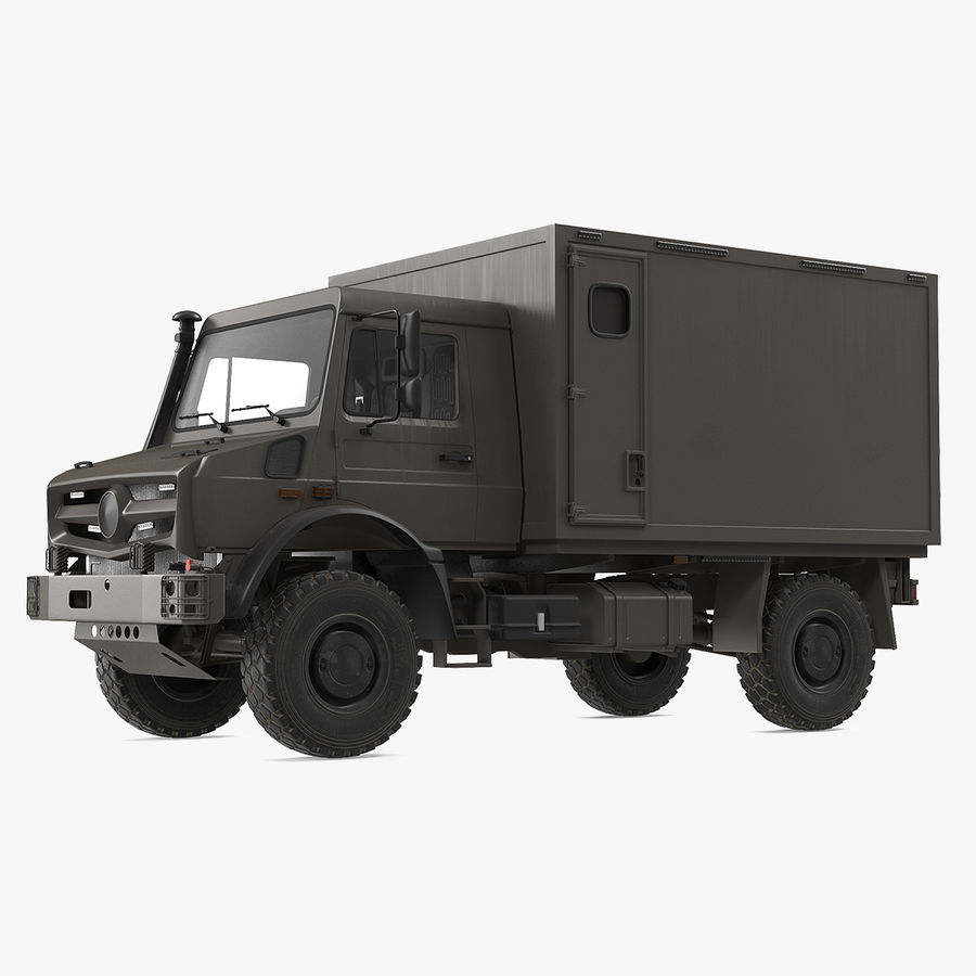 Off Road Vehicle royalty-free 3d model - Preview no. 1