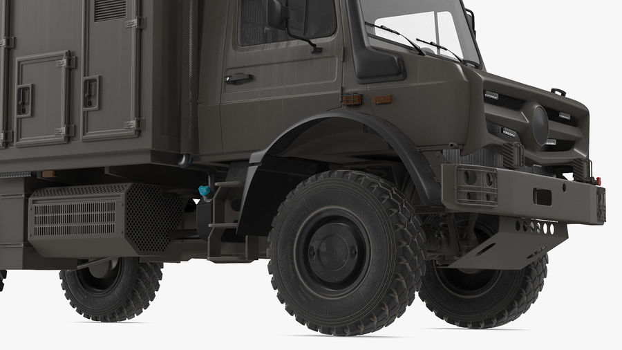 Off Road Vehicle royalty-free 3d model - Preview no. 8