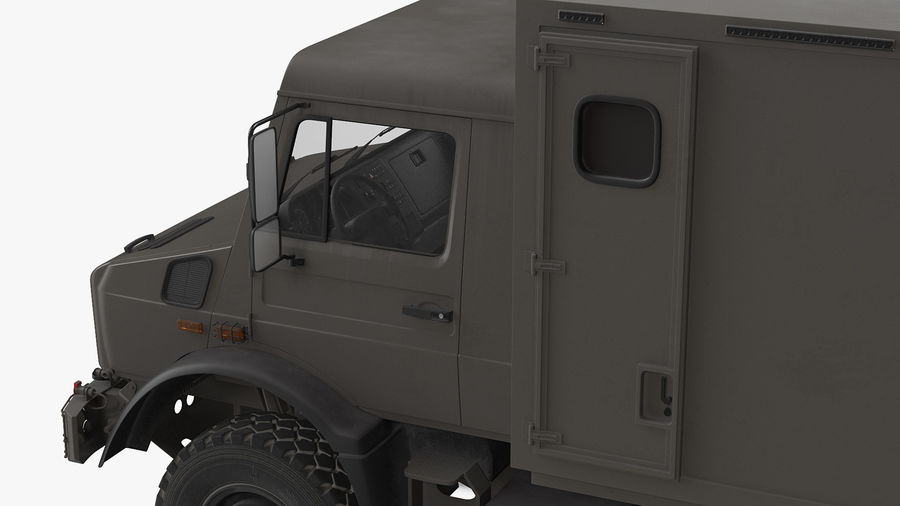 Off Road Vehicle royalty-free 3d model - Preview no. 16