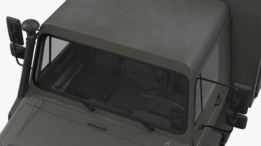 Off Road Vehicle royalty-free 3d model - Preview no. 13