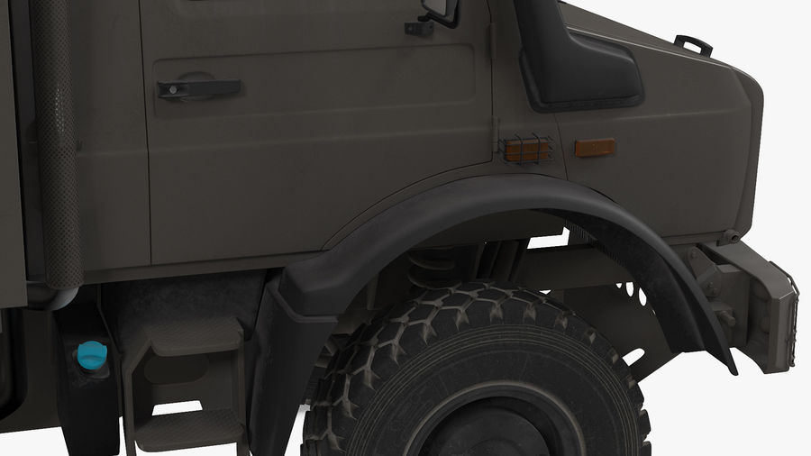 Off Road Vehicle royalty-free 3d model - Preview no. 9