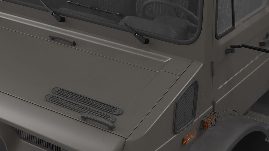 Off Road Vehicle royalty-free 3d model - Preview no. 15