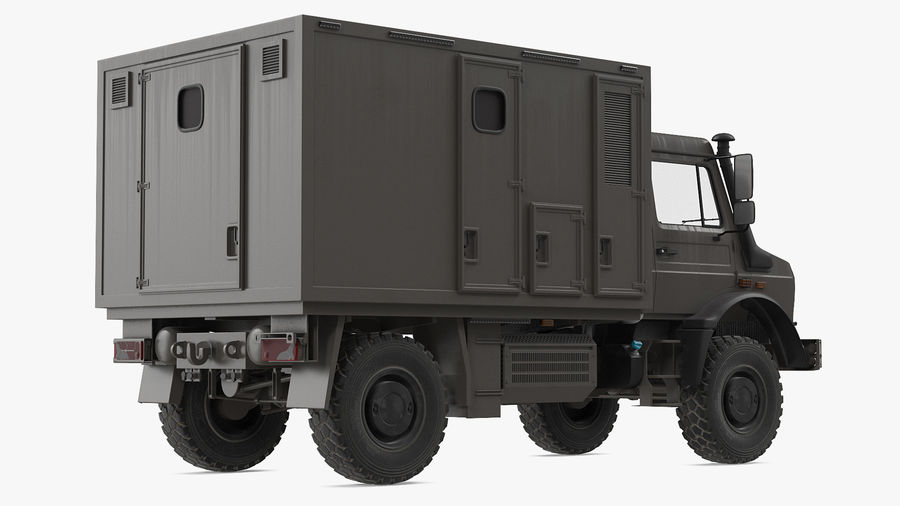 Off Road Vehicle royalty-free 3d model - Preview no. 5