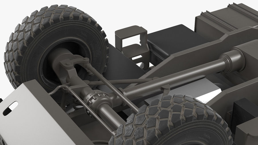 Off Road Vehicle royalty-free 3d model - Preview no. 21