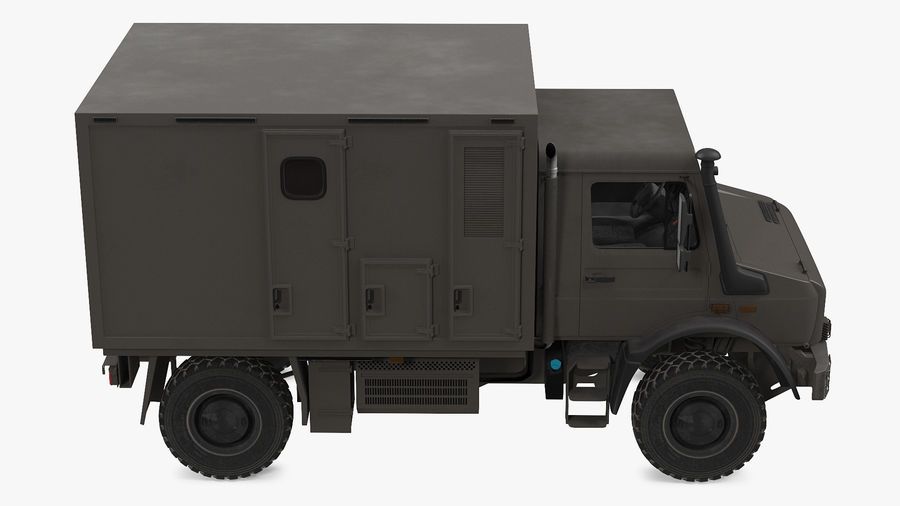Off Road Vehicle royalty-free 3d model - Preview no. 6
