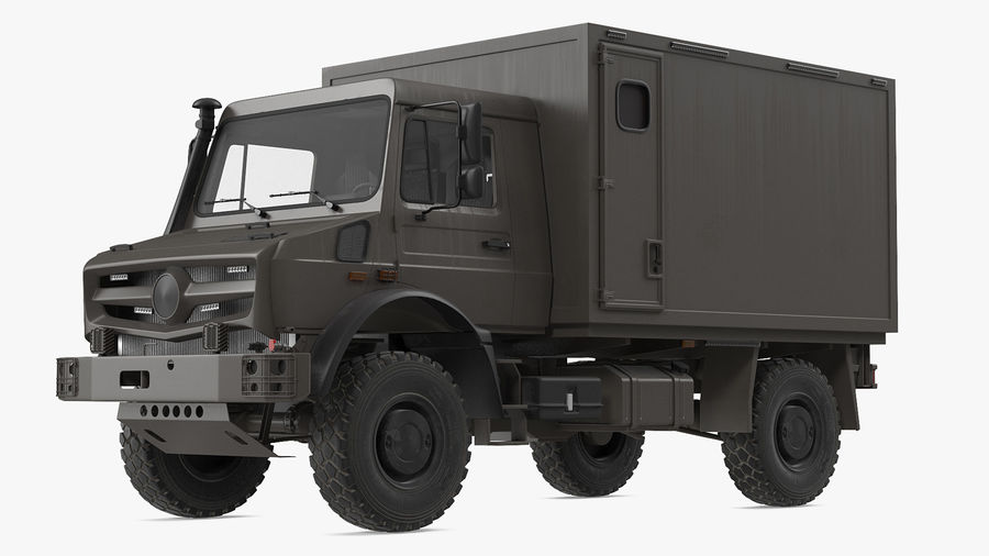 Off Road Vehicle royalty-free 3d model - Preview no. 2