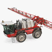 Agrifac Condor 5 Crop Sprayer 3d model
