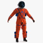 NASA OCSS Astronaut Spacesuit 3d model