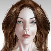 Meryem Uzerli 3d model